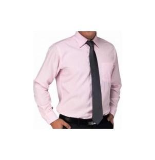 armani-solid-pink-cotton-button-down-shirt-final-sale
