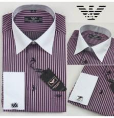 armani-striped-purple-stripped-down-shirt